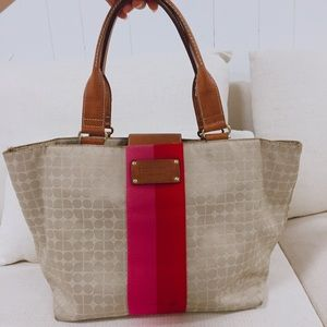 """As Is"" Kate Spade Bag Poor Condition"